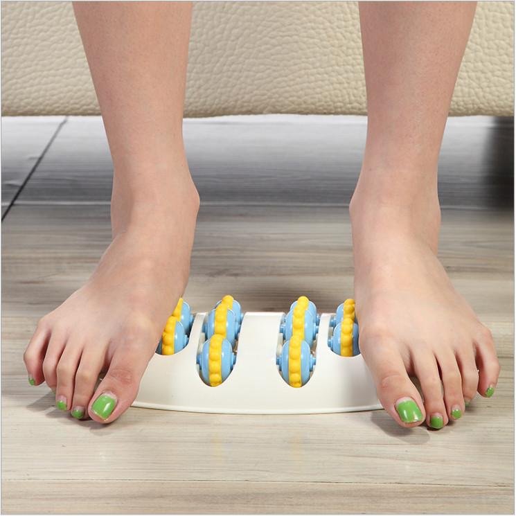 Dụng Cụ Massage chân bằng nhựa
