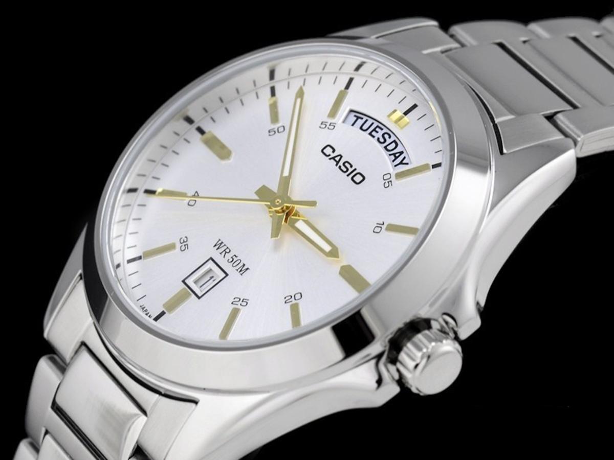 Đồng hồ nam dây kim loại Casio MTP-1370D-7A2VDF