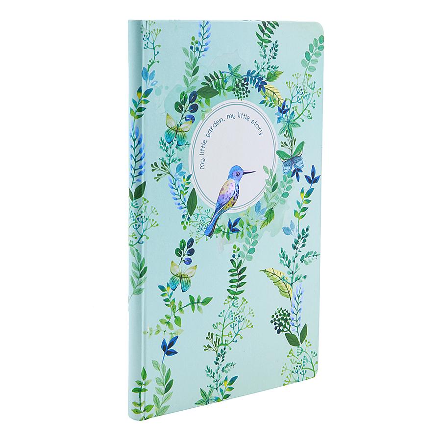 Sổ Tay Little Garden - Chim (100 Trang)