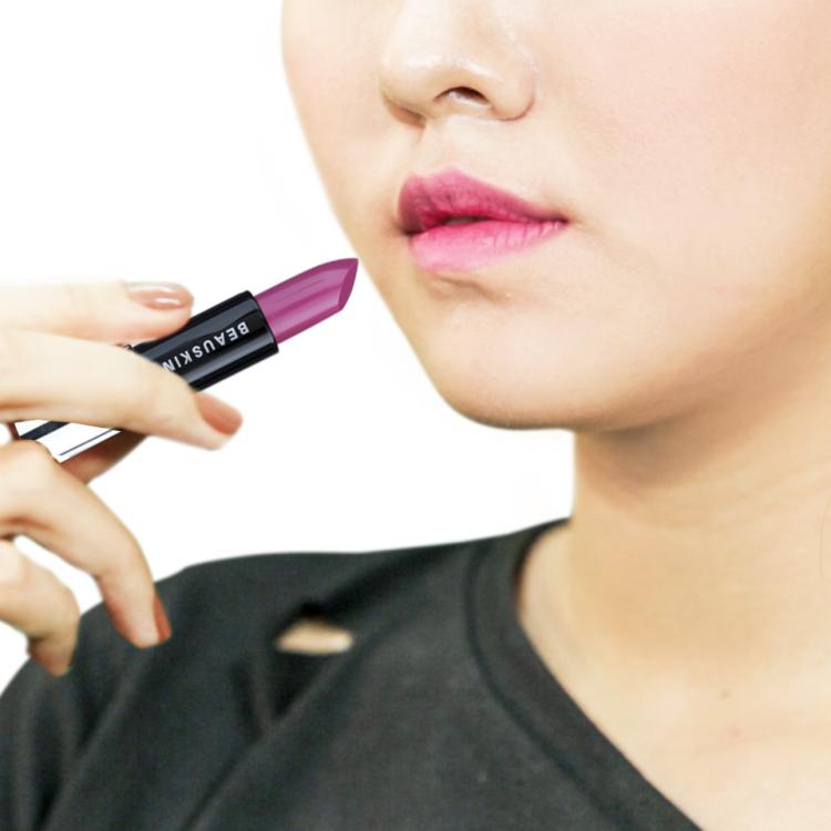 Son môi Beauskin Luxury Darling Matte #01 - Hong canh sen