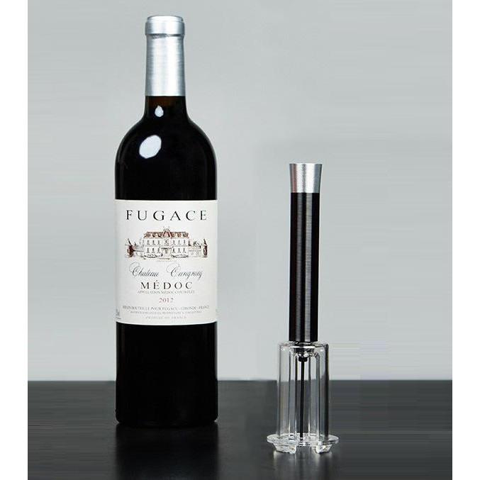 Dụng cụ mở rượu vang bơm hơi khí nén đơn giản gọn nhẹ