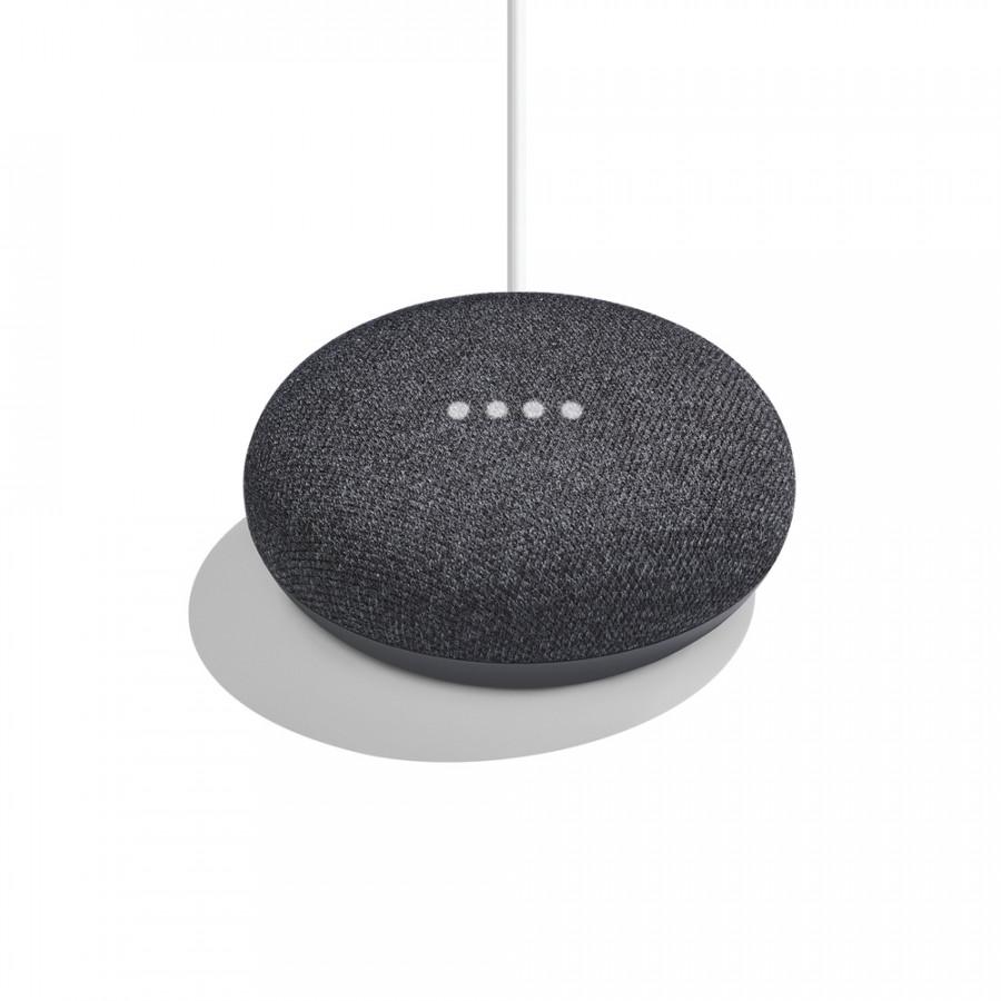 Loa thông minh Google Home Mini - Hàng nhập khẩu Chính Hãng