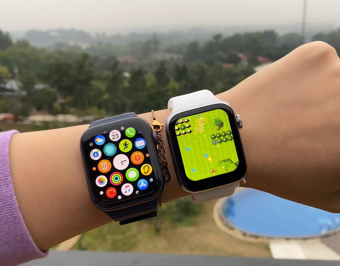 Đồng hồ thông minh T500 plus nghe gọi giá rẻ phiên bản tích hợp 5 game ,sử dụng ngôn ngữ Tiếng Việt , Thay hình nền cá nhân tùy ý