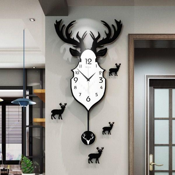 Đồng hồ treo tường quả lắc CL007 - sang trọng và tinh tế
