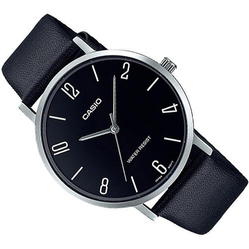Đồng hồ nam Casio Anh Khuê MTP-VT01L-1B2UDF