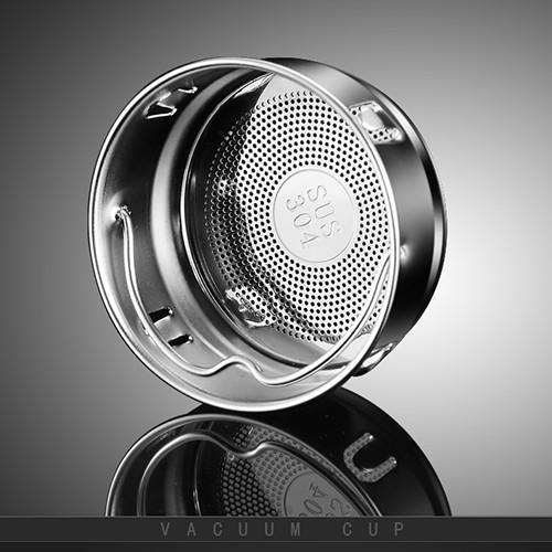 Bình giữ nhiệt đèn Led cảm biến giữ nhiệt 24h chất liệu Inox 304 cao cấp sang trọng dung tích 480ml màu Inox bền bỉ chống xước