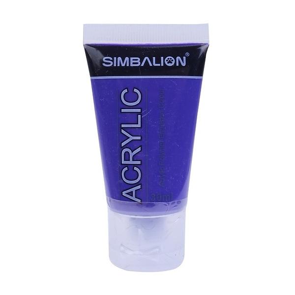 Màu Vẽ Simbalion Acrylic 30ml NAC30 - 31 - Violet