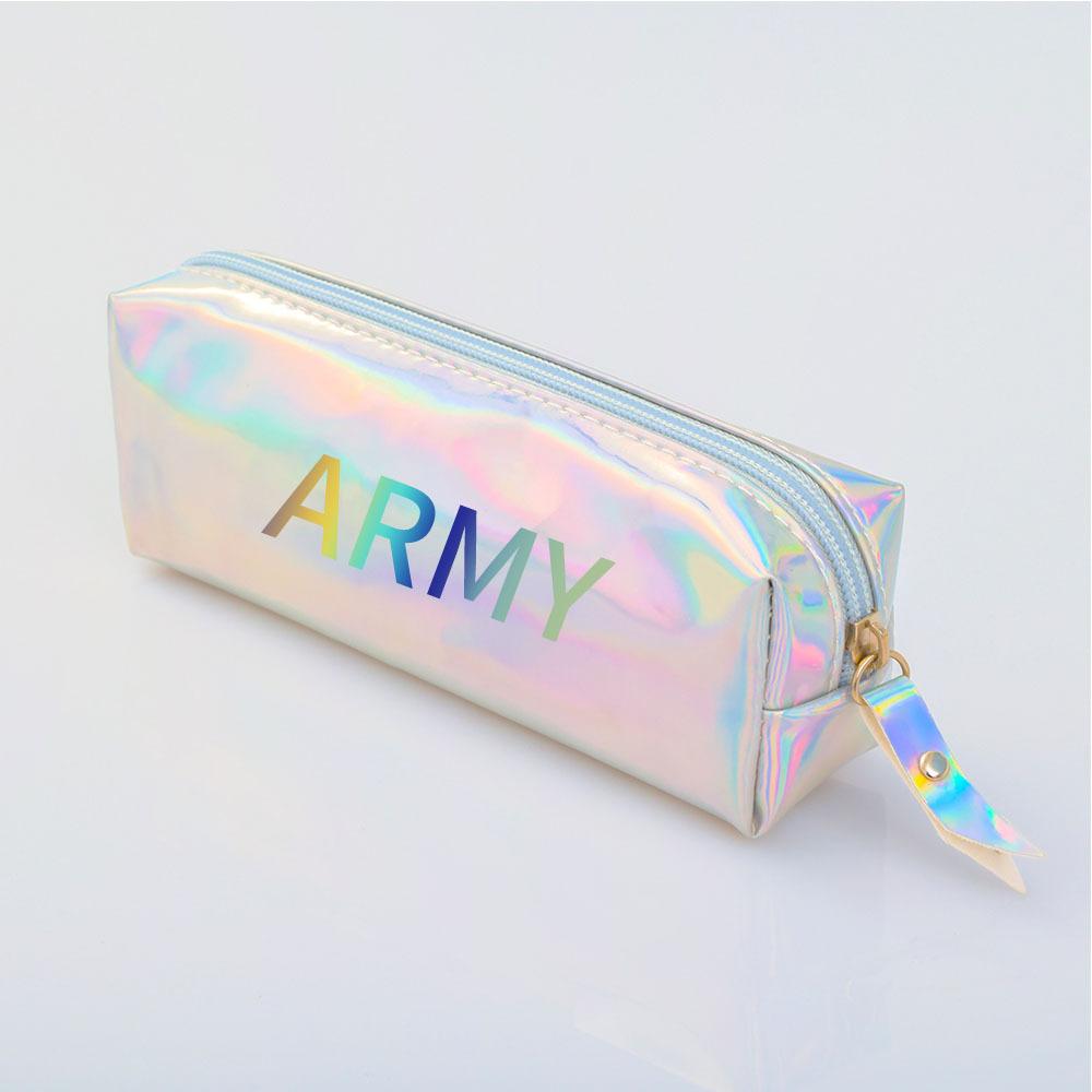 Túi bút ARMY BTS Hologram