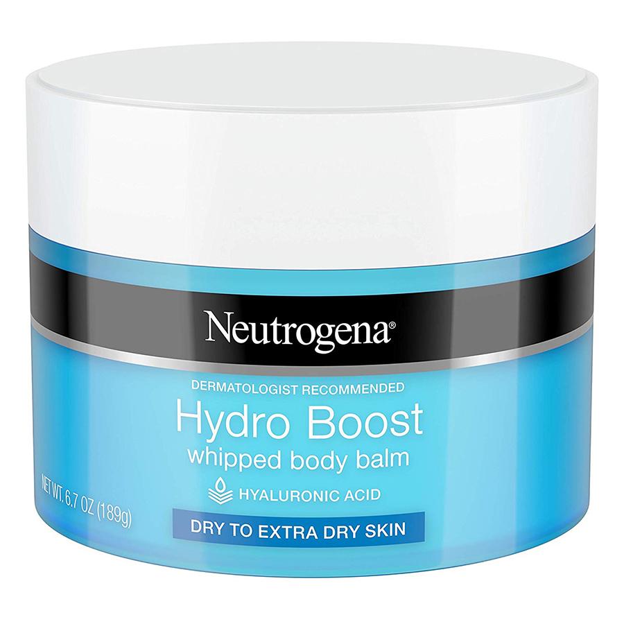 Kem Dưỡng Thể Neutrogena Hydro Boost Whipped Body Balm 189g