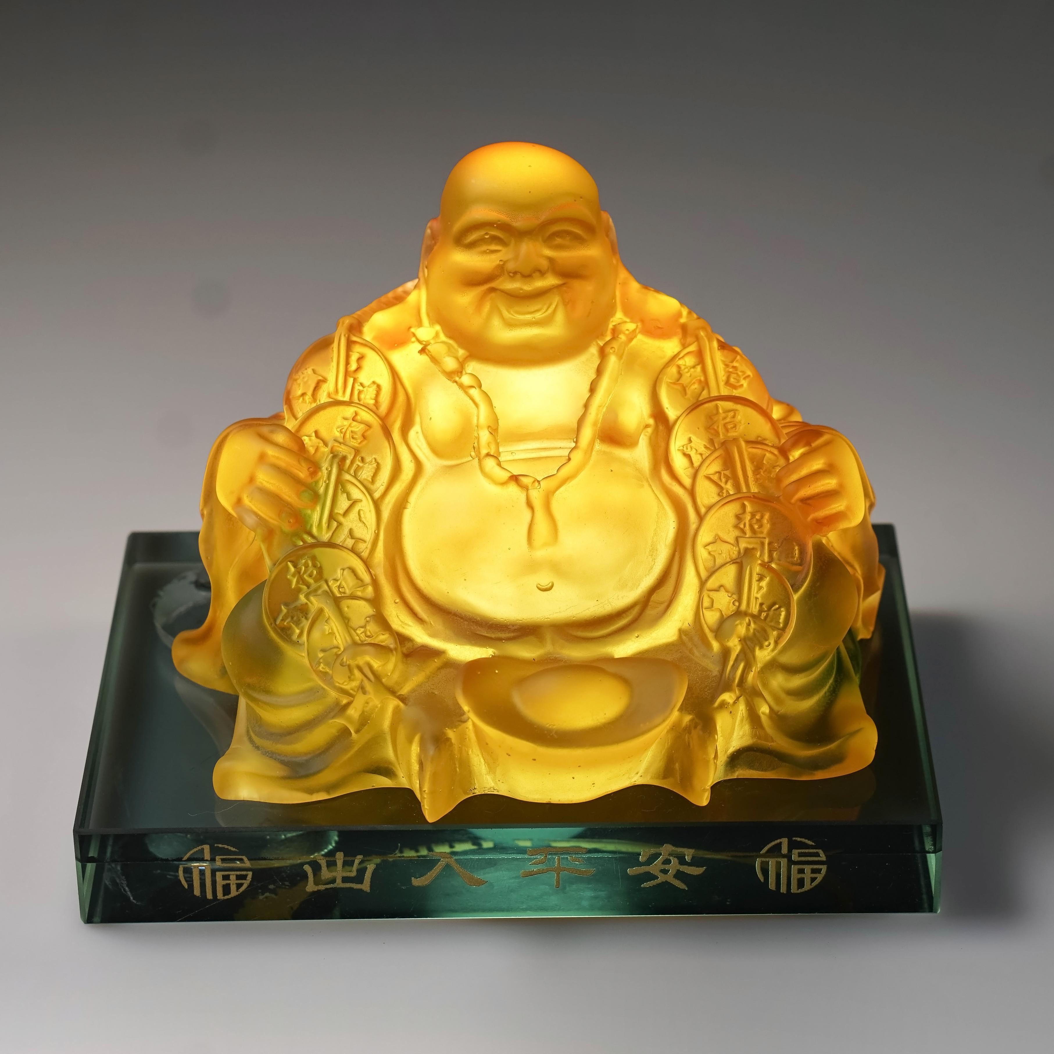 Tượng Phật Di lặc phong thuỷ