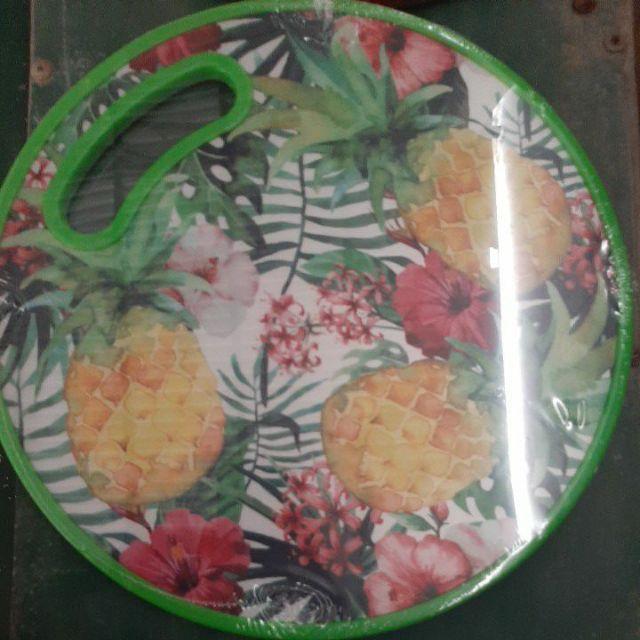 Thớt nhựa hình hoa quả tiện lợi cho nội chợ và gia đình