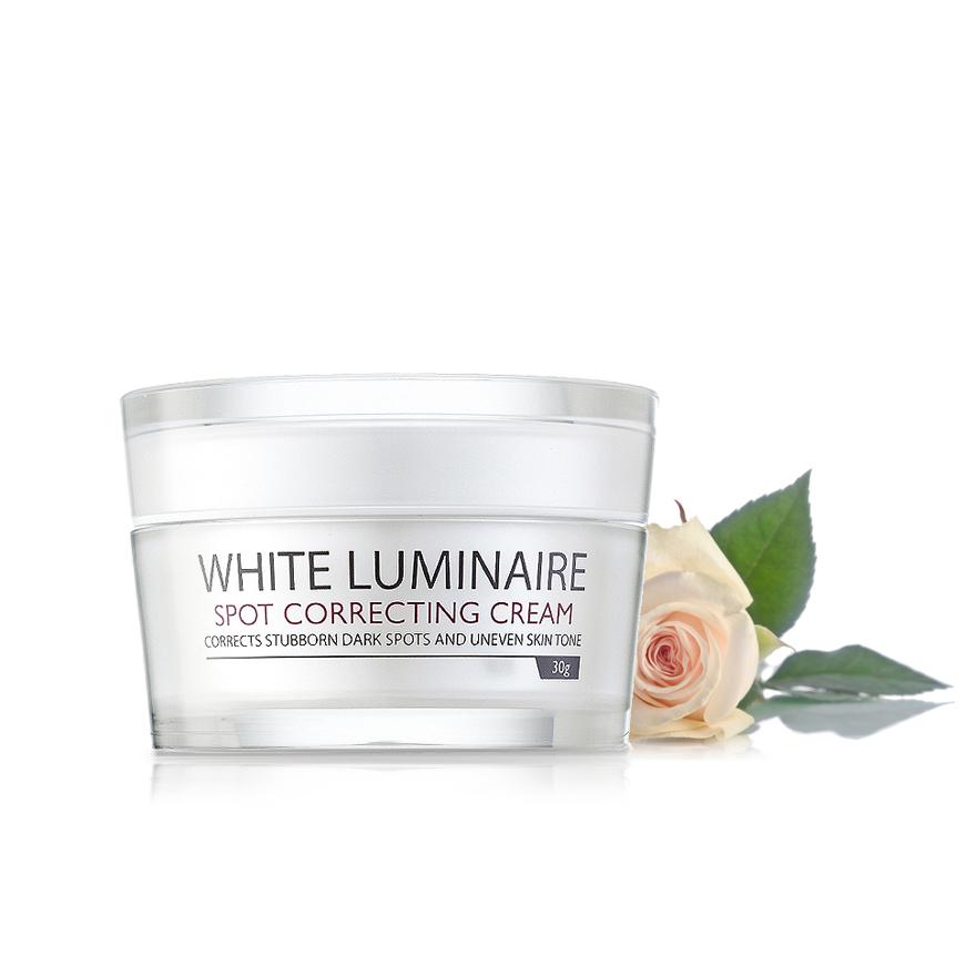 Kem dưỡng ẩm và trắng da NoTS White Luminaire Spot Correcting Cream 30g