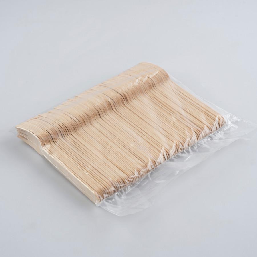 1000 Dĩa (Nĩa) gỗ dùng một lần