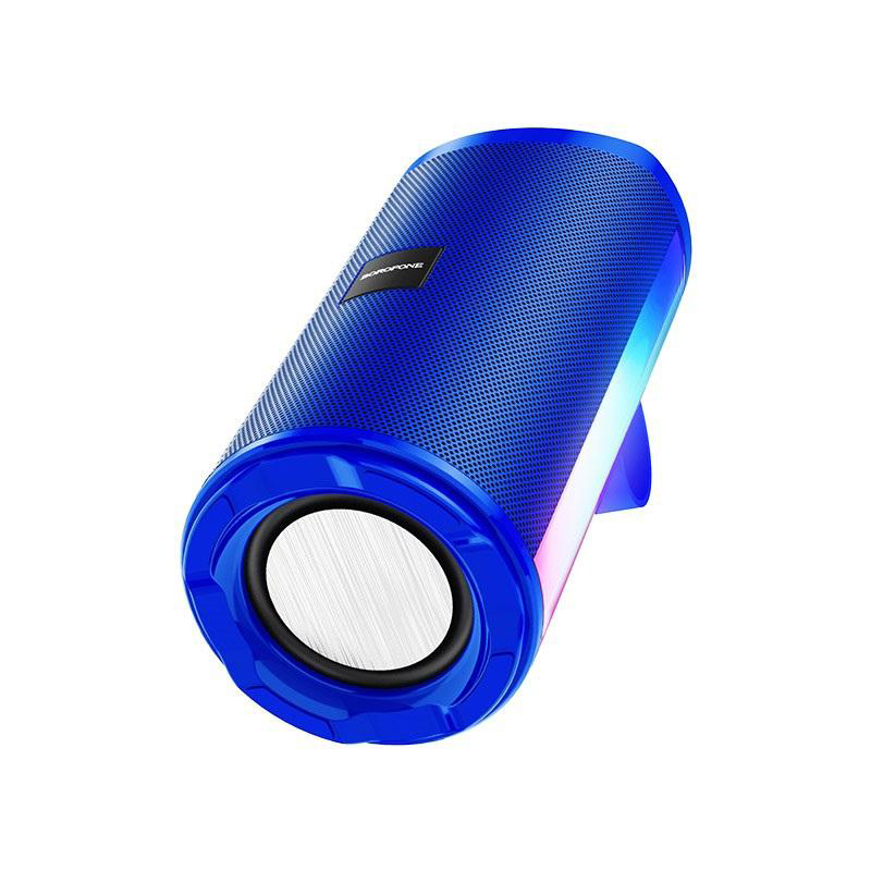 Loa bluetooth đa năng Borofone BR5 Adventure có đèn Led bắt mắt, Âm thanh tuyệt vời (màu ngẫu nhiên) HÀNG CHÌNH HÃNG