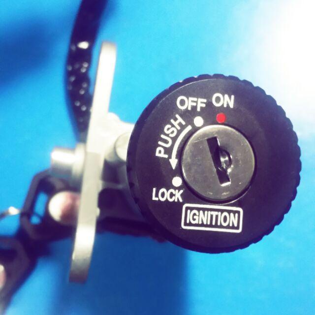 Ổ khóa xe dành cho xe máy nhiều loại