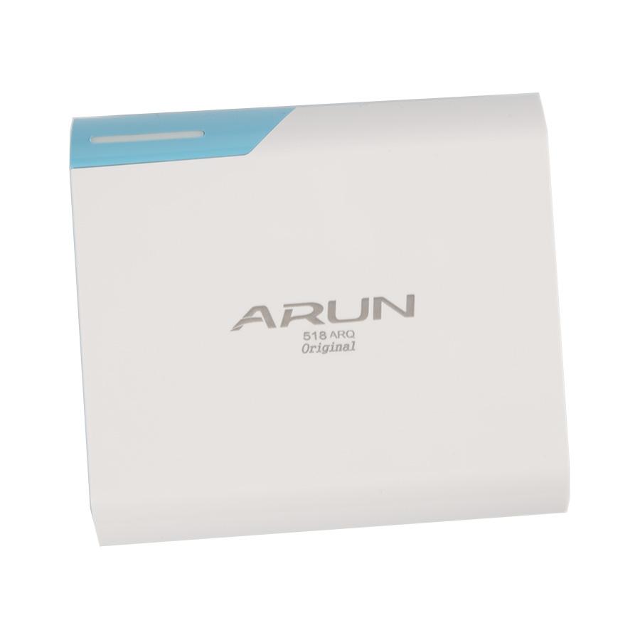 Pin sạc dự phòng Arun 10400 mAh - chính hãng(giao màu viền nhẫu nhiên)