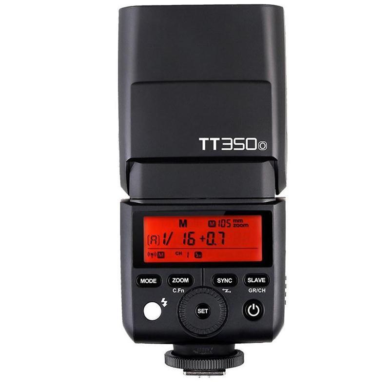 Đèn Flash Godox TT350  for Fujifilm - Hàng chính hãng