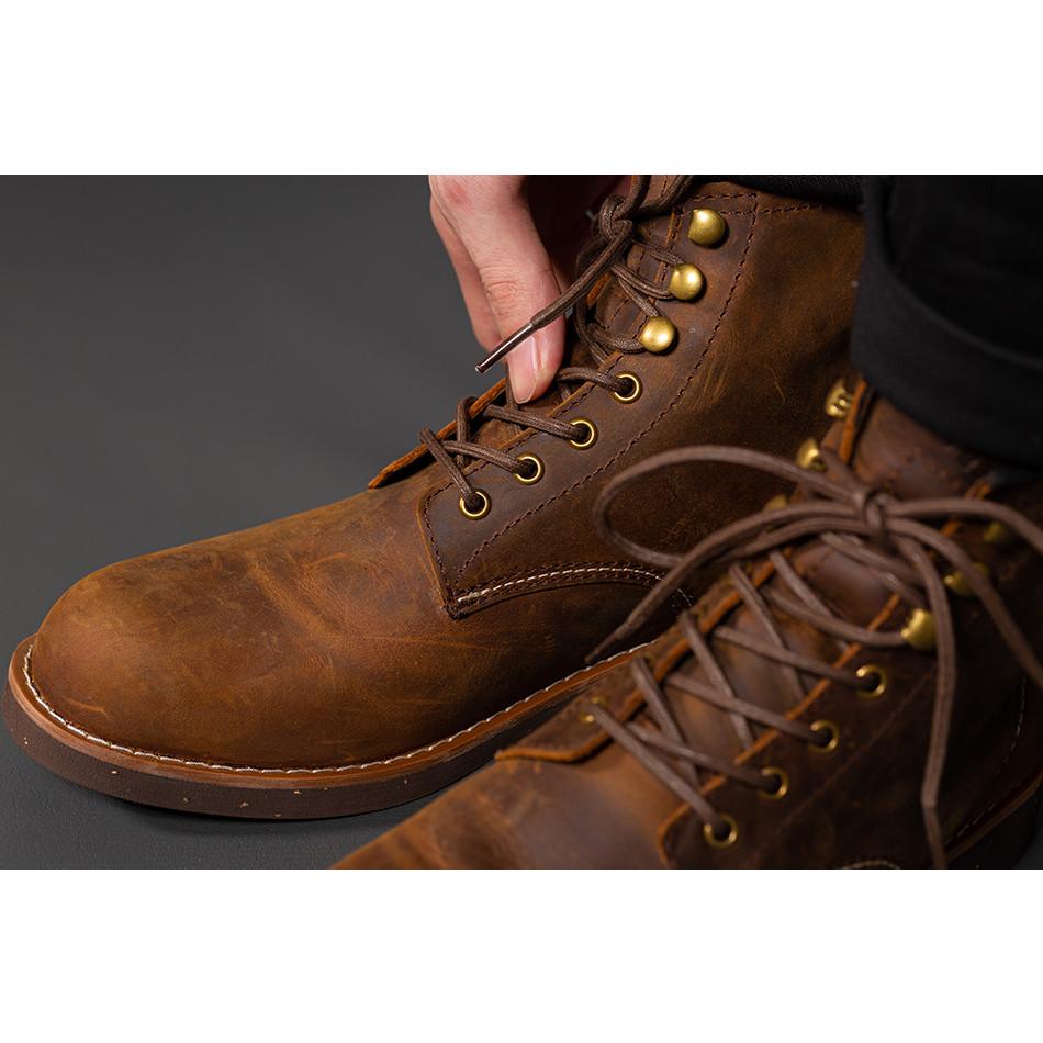 Dây buộc giày cao cổ bụi  bặm dài 150cm