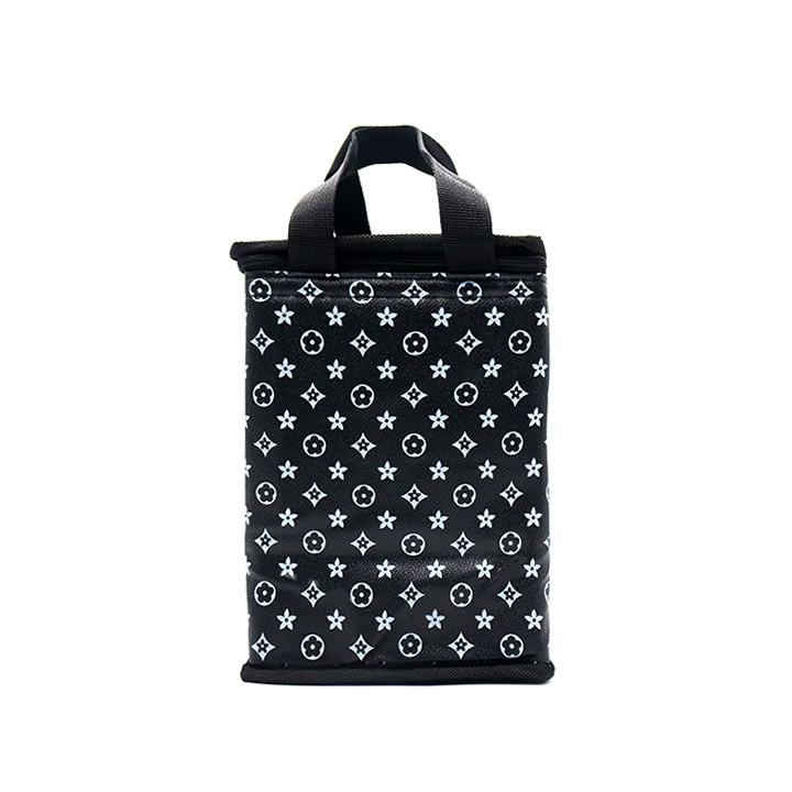 Túi giữ nhiệt kiểu đứng bông hoa nhỏ
