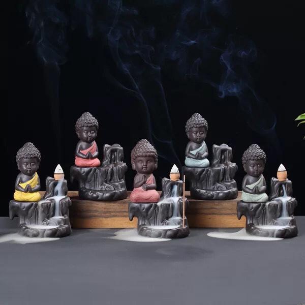 Thác Khói Trầm Hương (Giao màu ngẫu nhiên)