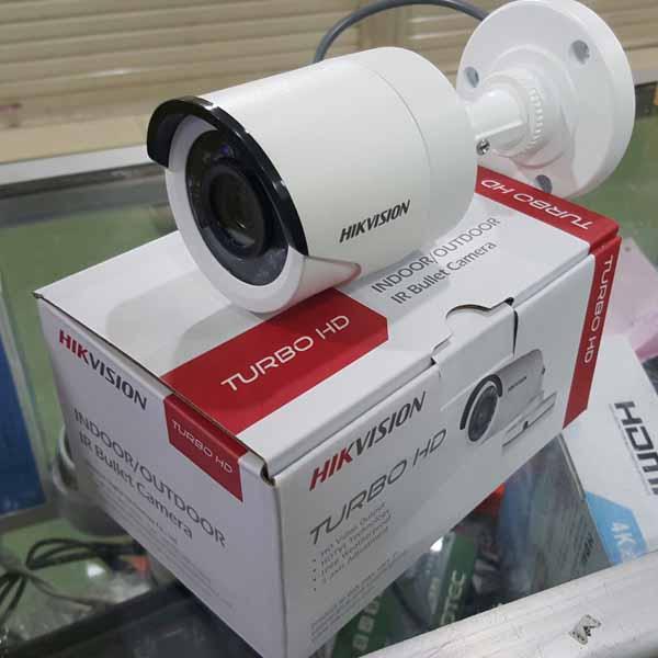 Mắt Camera ngoài trời Hikvision DS-2CE16D0T-IRP 2MP - Hàng chính hãng
