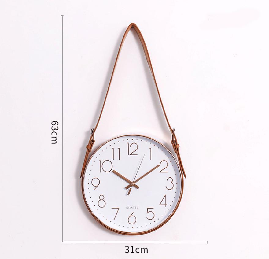 Đồng hồ treo tường trang trí - GHO.718