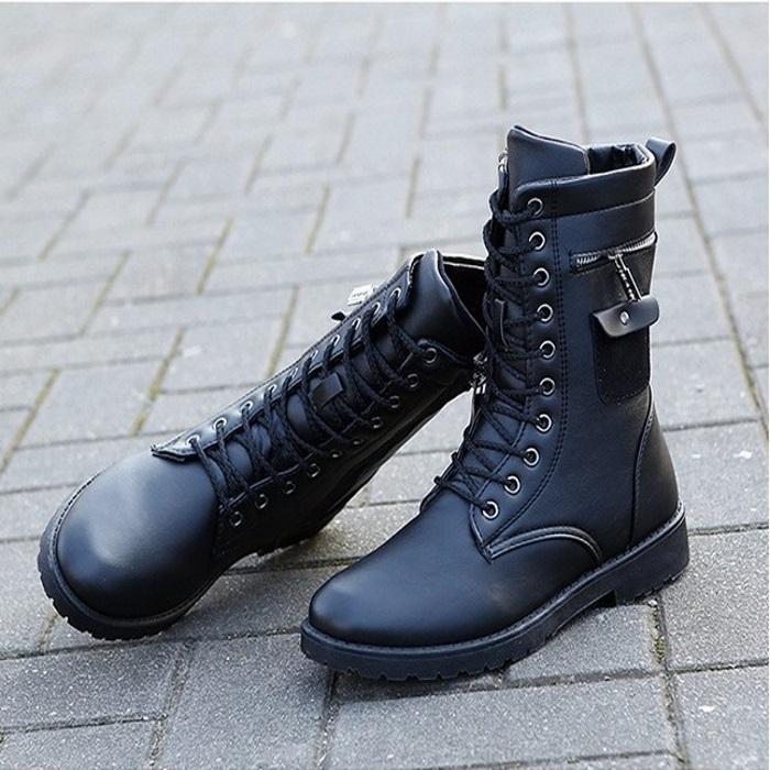Giày Boots Nam GN90