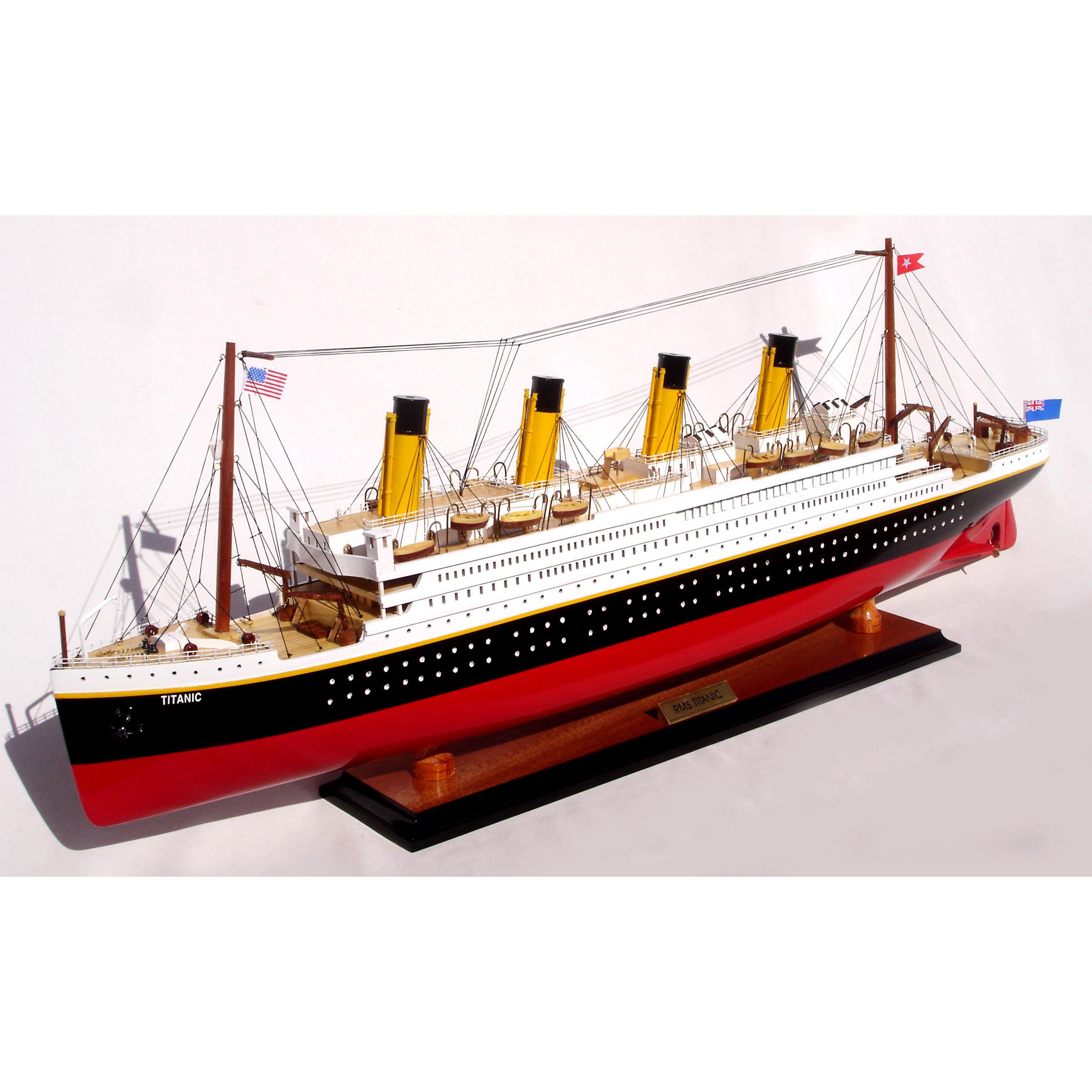 Mô hình thuyền du lịch RMS TITANIC
