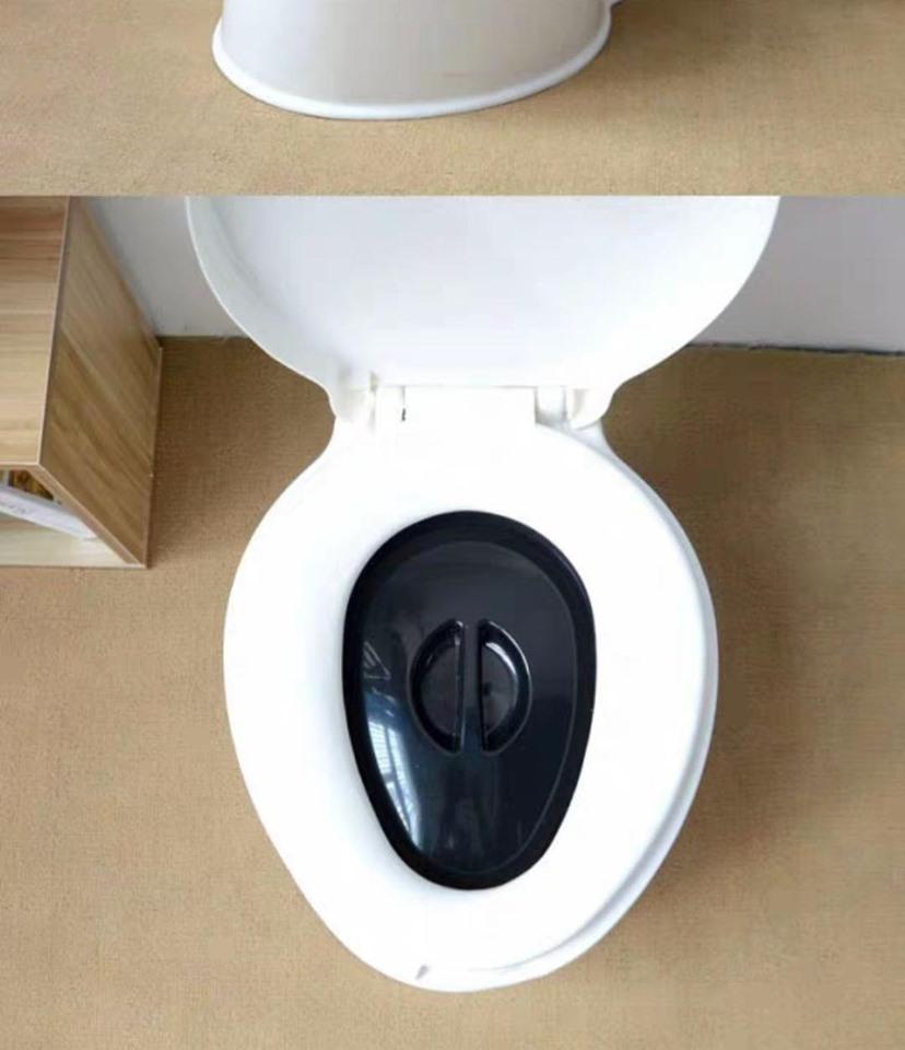 Bô vệ sinh đa năng - ghế bô vệ sinh cho người già 01