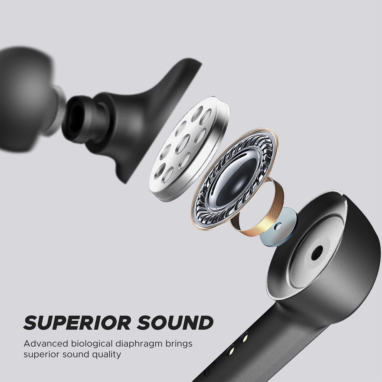 Tai Nghe True Wireless Earbuds SOUNDPEATS TrueCapsule Smart Touch Bluetooth  V5.0 - Hàng Chính Hãng | Tiki