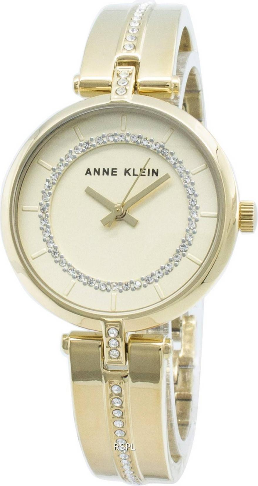 Đồng hồ thời trang nữ ANNE KLEIN 3248CHGB