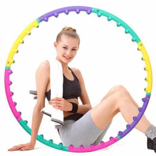 Vòng lắc eo massage Hula Hoop