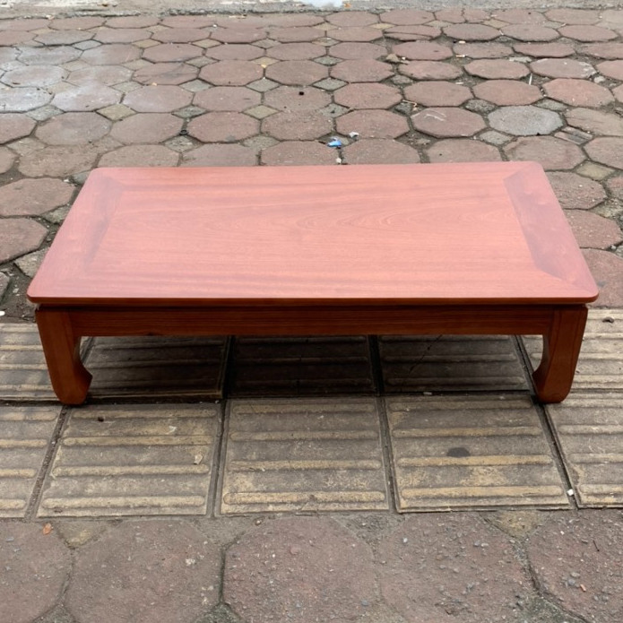 bàn osin gỗ xoan 100cm