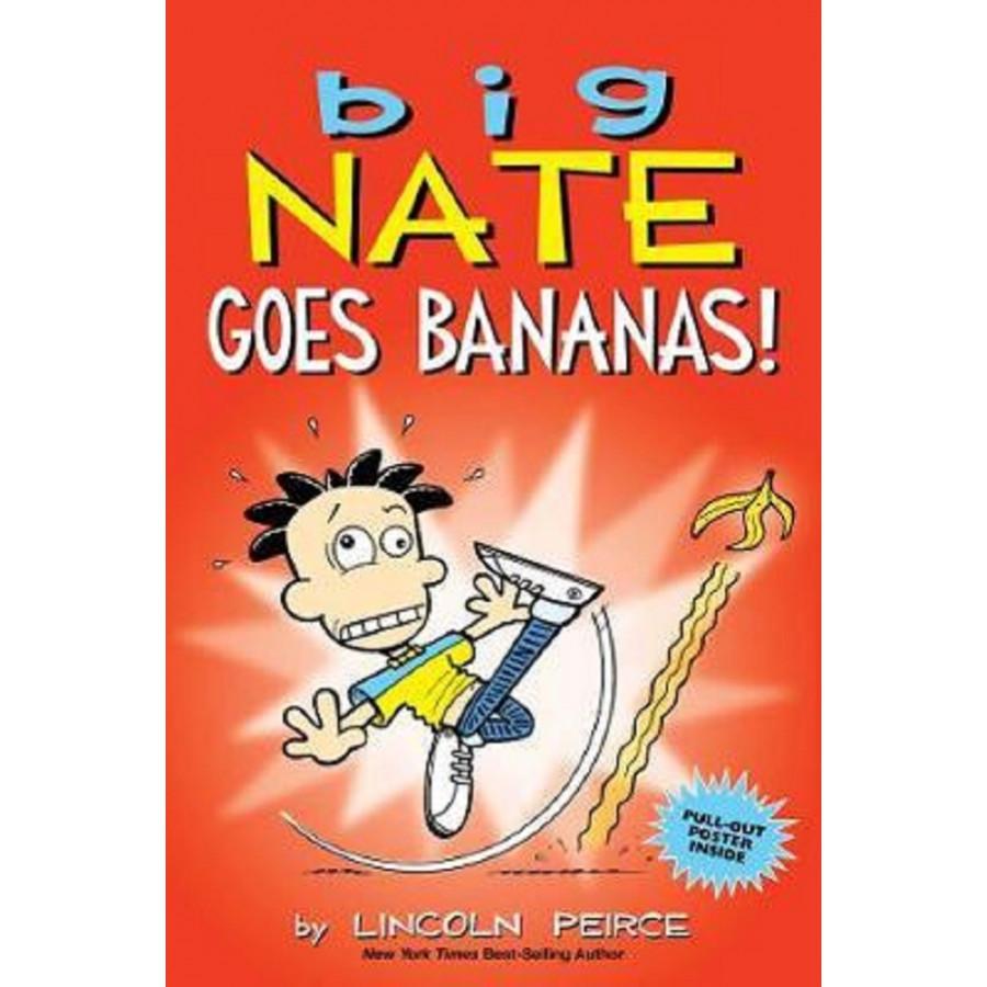 Big Nate Goes Bananas