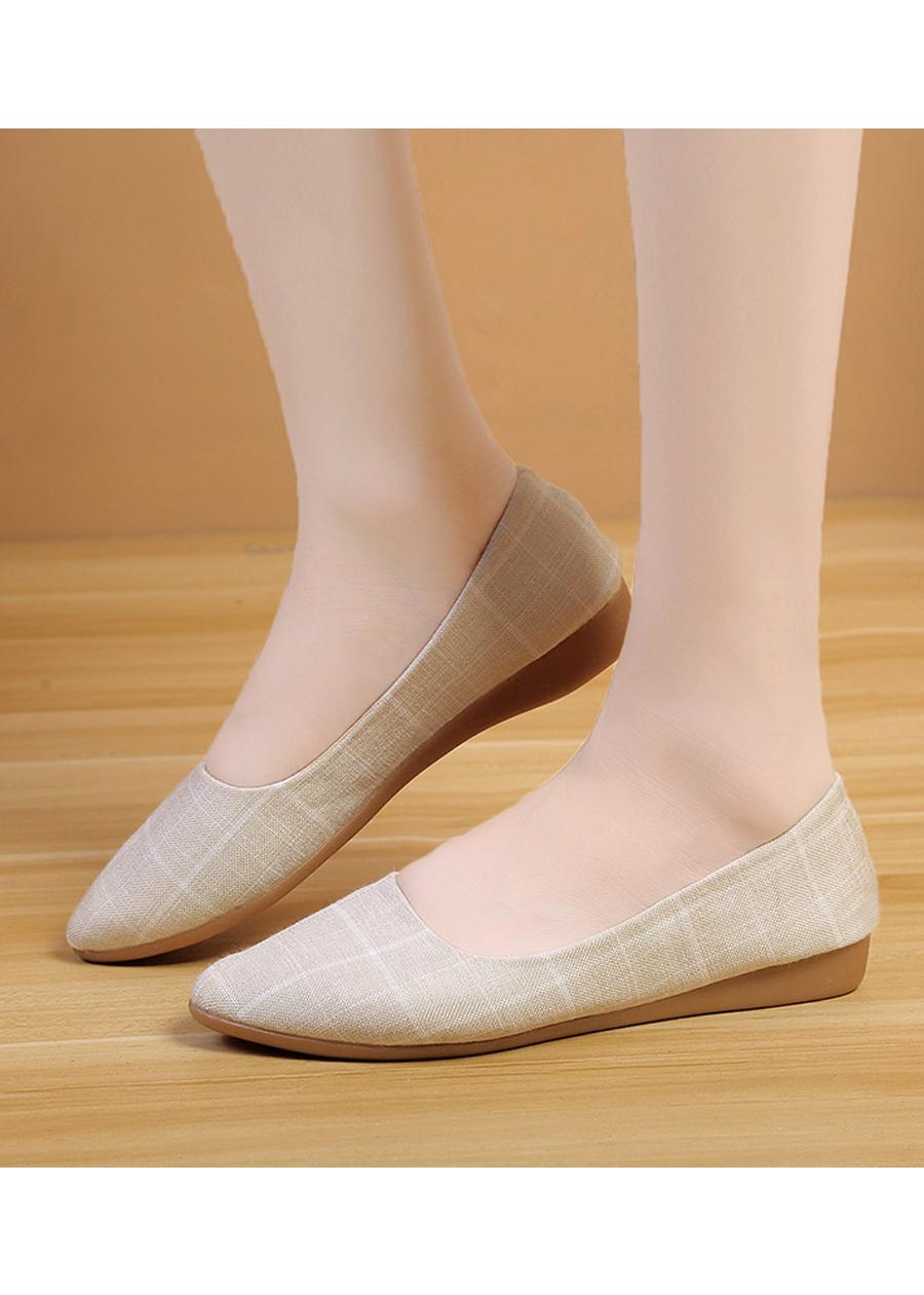 Giày búp bê nữ công sở êm chân V224