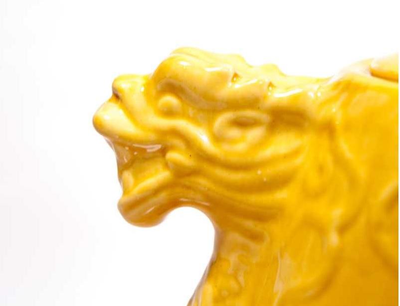 Ấm sắc thuốc cao cấp BA-KS2086 Rồng Vàng