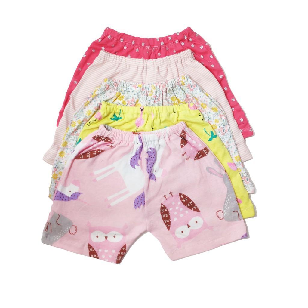Set 10 quần đùi xuất khẩu cho bé trai bé gái siêu đẹp chất lượng