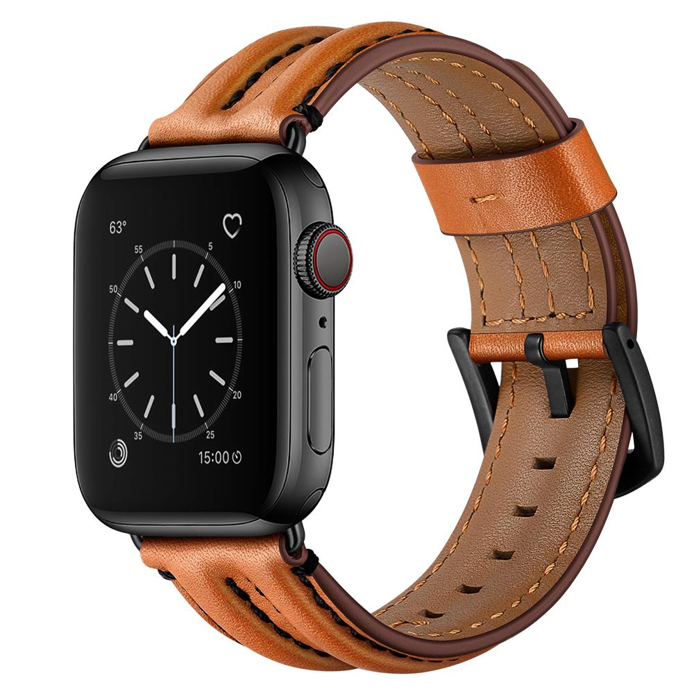 Dây Da Bò Sinewy dành cho Apple Watch Size 42mm / 44mm