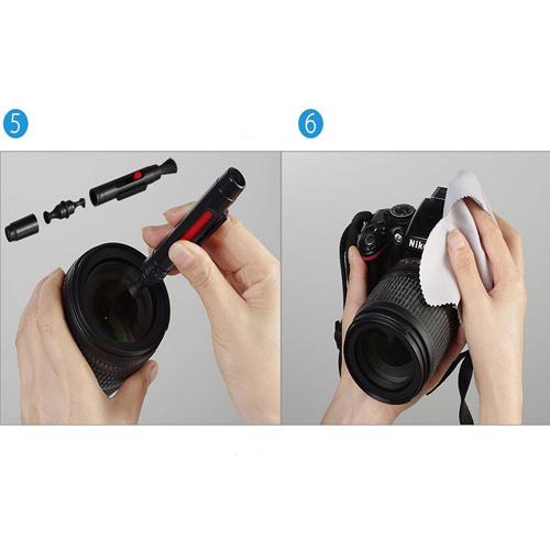 Bộ vệ sinh máy ảnh 9 món