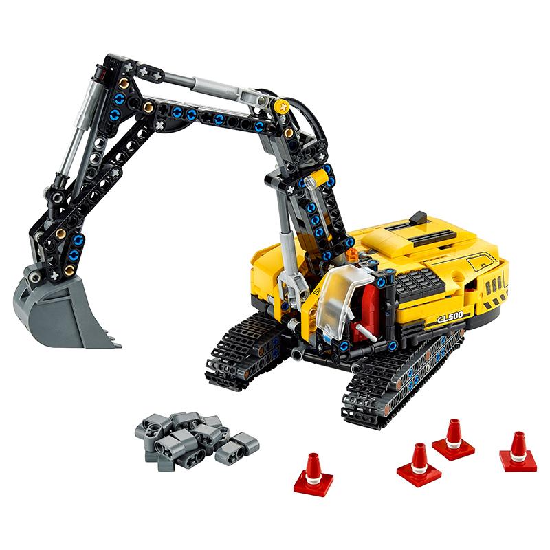 LEGO TECHNIC 42121 Xe Máy Xúc Hạng Nặng (569 chi tiết)