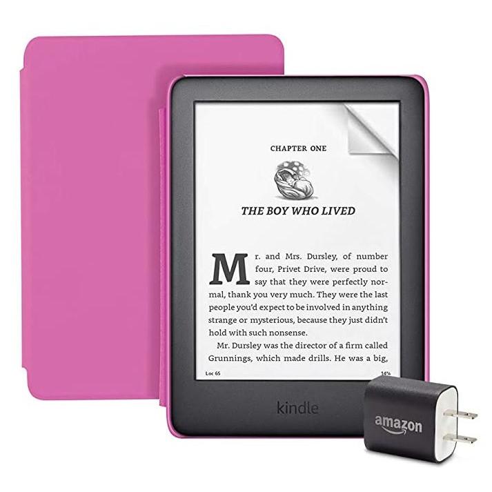 Máy đọc sách Kindle for kids - 2019 - Tím Purple