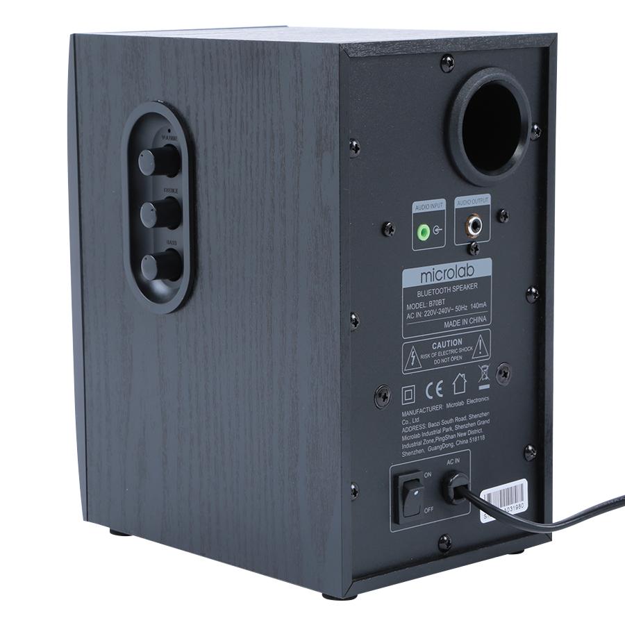 Loa Bluetooth Microlab B70-BT (2.0) - Hàng Chính Hãng