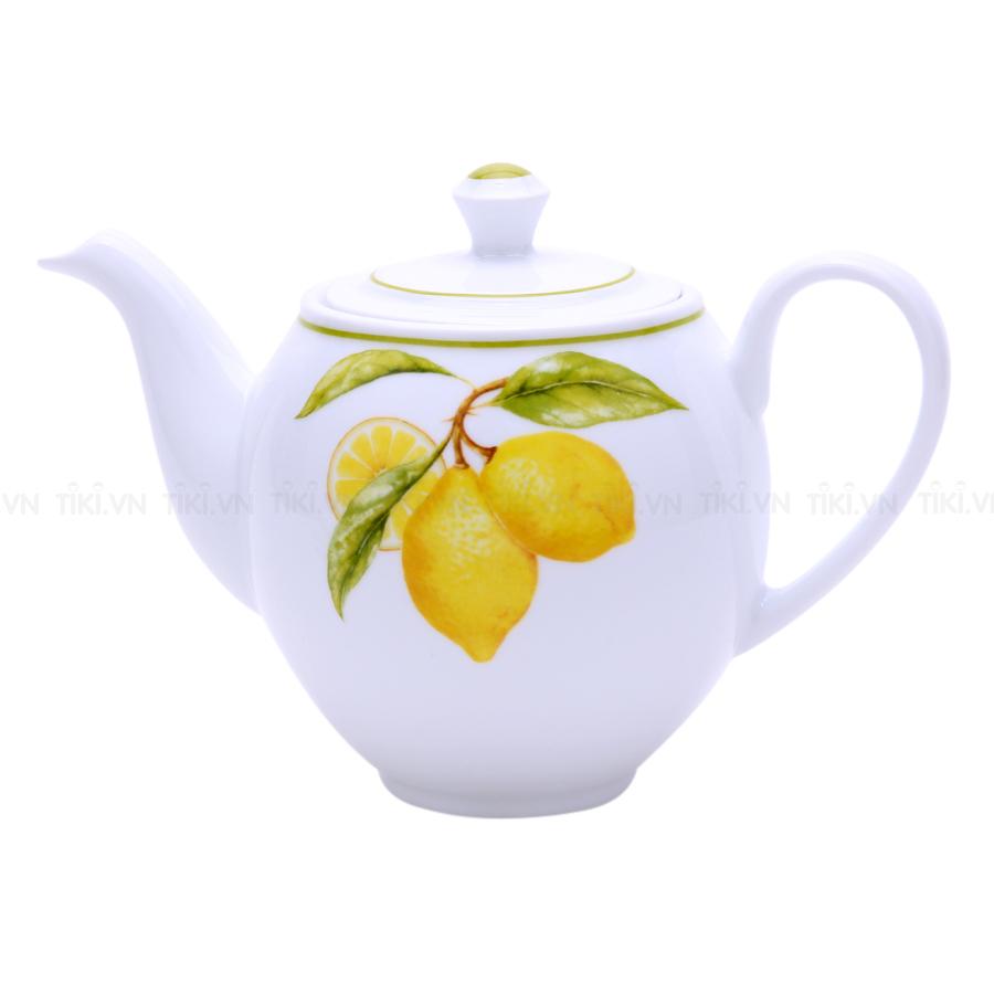 Bộ Trà Camellia Minh Long 01803819403 (0.8L) - Quả Chanh