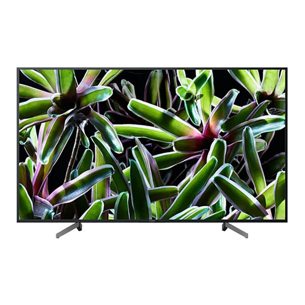 Smart Tivi Sony 55 inch 4K UHD KD-55X7000G - Hàng Chính Hãng +Tặng Khung Treo Cố Định