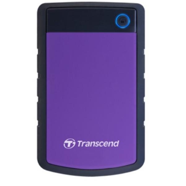Ổ cứng di động 4 TB cho PC Rugged StoreJet 25H3P Tím USB 3.0 - Hàng chính hãng