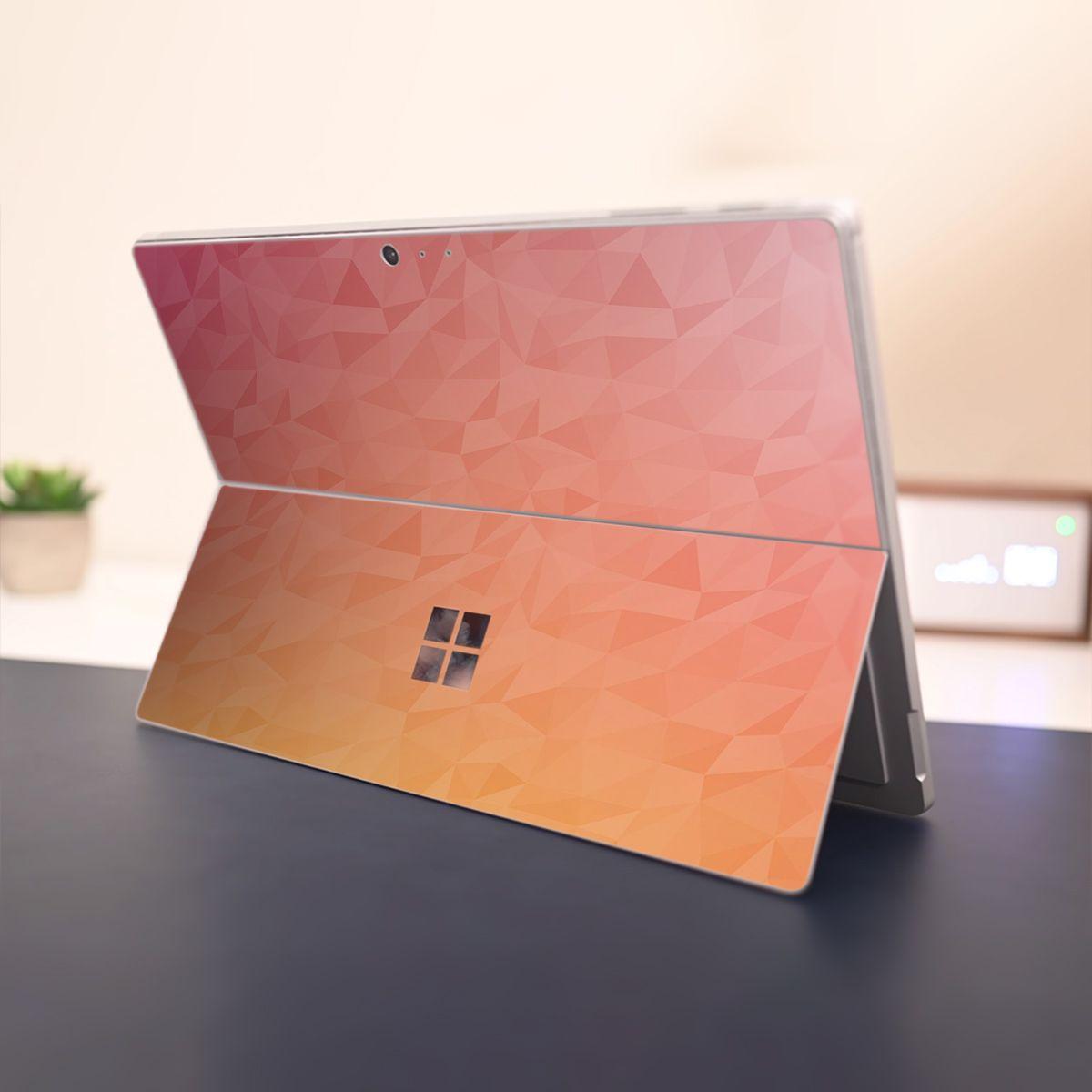 Skin dán hình 3D Color cho Surface Go, Pro 2, Pro 3, Pro 4, Pro 5, Pro 6, Pro 7, Pro X