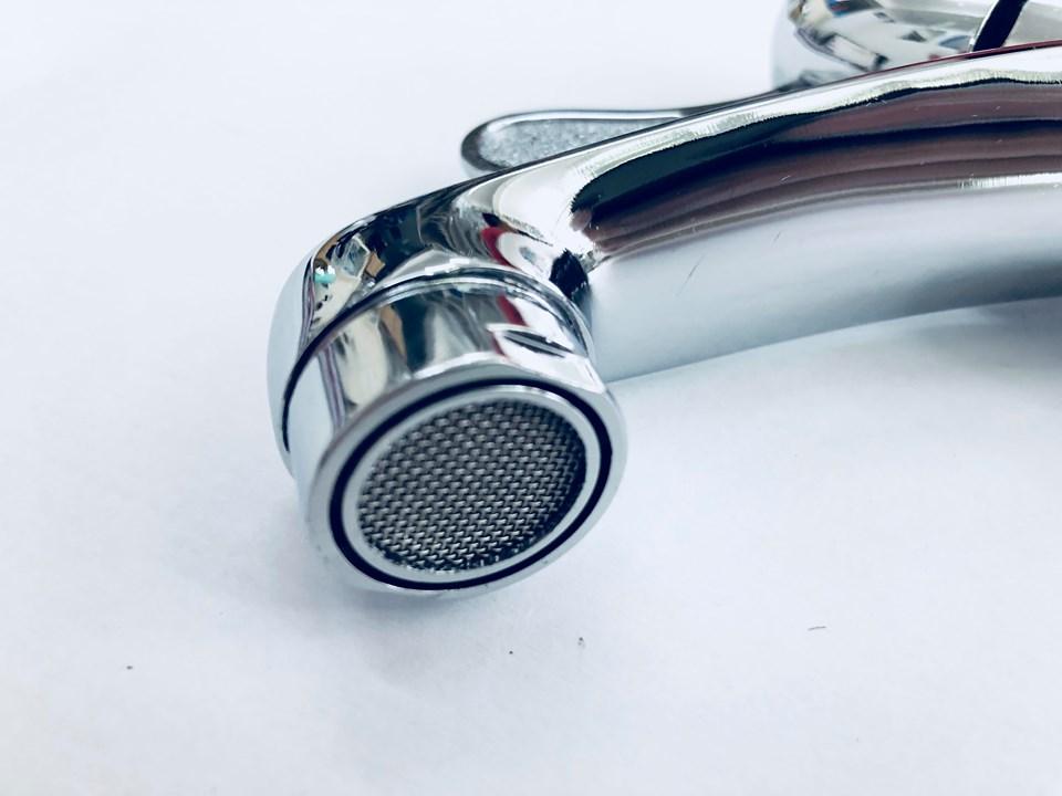 Vòi bồn rửa mặt Lavabo nhỏ PTT-VLA017MN – Thau mạ Cr Ni