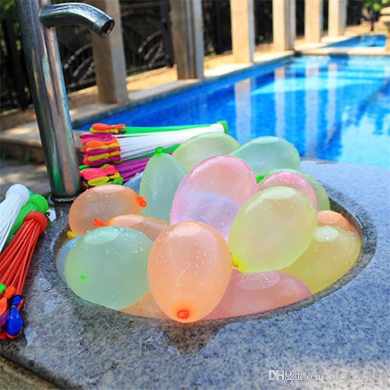 Bộ 111 bong bóng nước cho tiệc ngoài trời