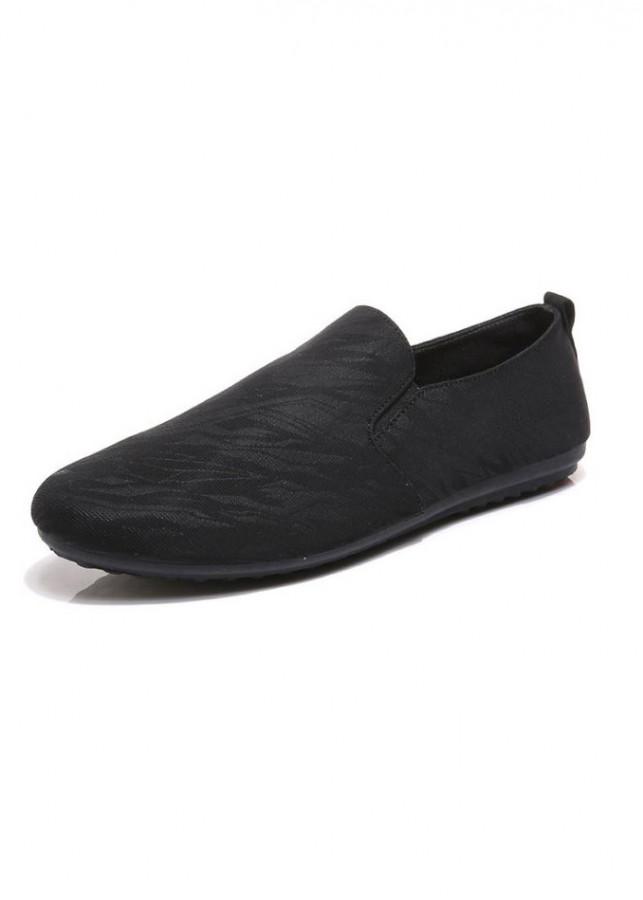 Giày lười vải nam thời trang - GL01