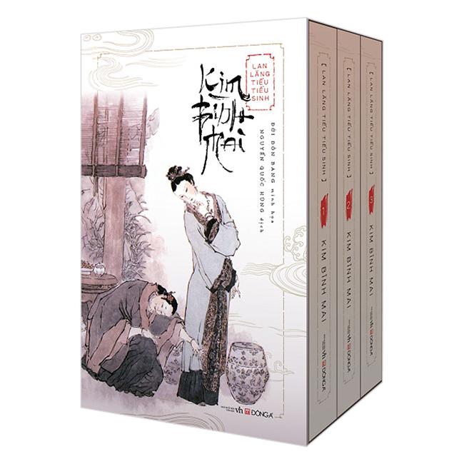 Combo Kim Bình Mai (Trọn Bộ 3 Tập)